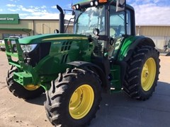 Tractor - Utility For Sale 2017 John Deere 6120M , 120 HP