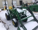 Tractor - Compact Utility For Sale: 2004 John Deere 4110, 20 HP