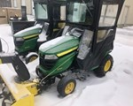 Riding Mower For Sale: 2014 John Deere X360, 22 HP