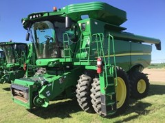 Combine For Sale 2014 John Deere S660