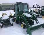 Tractor - Compact Utility For Sale: 2019 John Deere 1023E, 23 HP