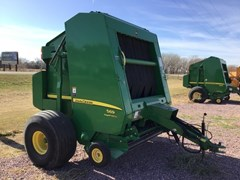 Baler-Round For Sale 2016 John Deere 569