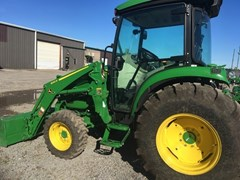 Tractor - Compact Utility For Sale 2018 John Deere 4044R , 44 HP