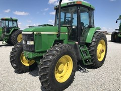 Tractor - Row Crop For Sale 2002 John Deere 7410 , 105 HP