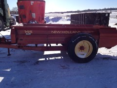 Manure Spreader-Dry For Sale New Holland 145
