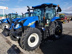 Tractor For Sale 2020 New Holland T6.155 , 155 HP