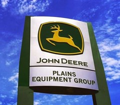 Tractor - Compact Utility For Sale 1998 John Deere 4300 , 29 HP