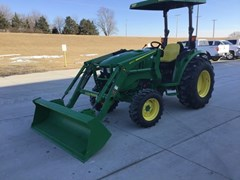 Tractor - Compact Utility For Sale 2018 John Deere 4044M