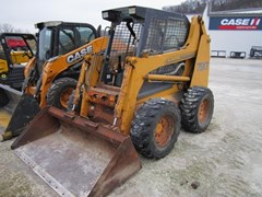 Skid Steer For Sale 1999 Case 75XT