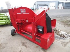 Forage Boxes and Blowers For Sale 2013 Massey Ferguson MF7515