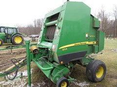 Baler-Round For Sale 2013 John Deere 854 Silage Special