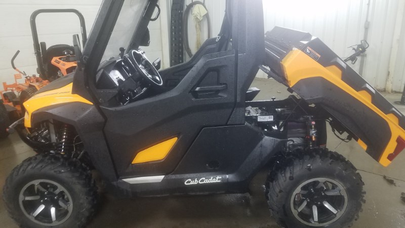 2017 Cub Cadet CX 550  Utility Vehicle For Sale