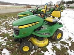 Lawn Mower For Sale 2007 John Deere X300 , 17 HP