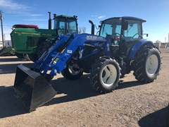 Tractor For Sale 2017 New Holland T4.90 , 86 HP