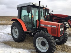 Tractor For Sale 2005 Massey Ferguson 481