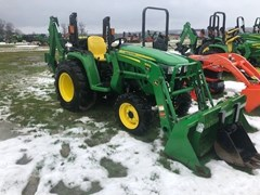 Tractor - Compact Utility For Sale 2018 John Deere 3025E , 25 HP