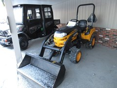 Tractor - Compact Utility For Sale 2009 Cub Cadet SC2400 , 25 HP