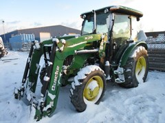 Tractor - Utility For Sale 2013 John Deere 5055E , 57 HP