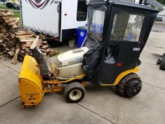 Lawn Mower For Sale 2007 Cub Cadet GT2544 , 21 HP