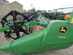 Header/Platform For Sale 2017 John Deere 635D