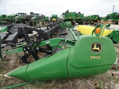 Header-Draper/Rigid For Sale 2013 John Deere 640D