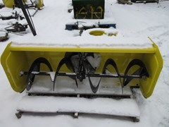Snow Blower For Sale 2014 John Deere 44