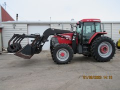 Tractor For Sale 2006 McCormick MTX 135 MFD , 131 HP