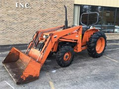 Tractor For Sale Kubota L345DT , 34 HP