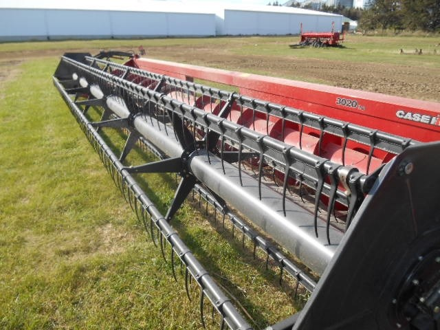 2011 Case IH 3020-35' Header-Auger/Flex For Sale