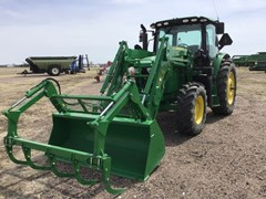 Tractor - Utility For Sale 2016 John Deere 6130R , 130 HP