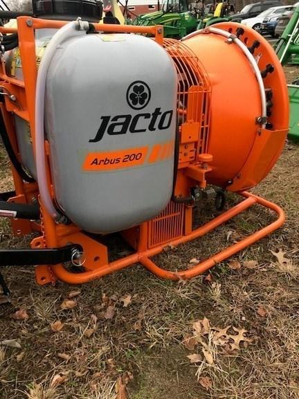 Jacto Airblast 200 Sprayer-Pull Type For Sale