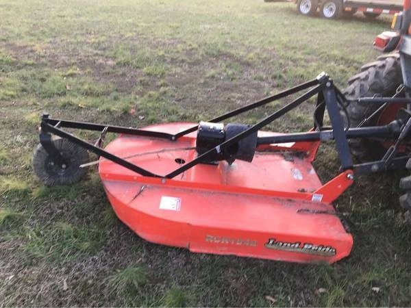 2012 Land Pride RCR1248 Rotary Cutter For Sale