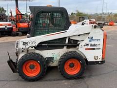 Skid Steer For Sale:  Bobcat S550 T4