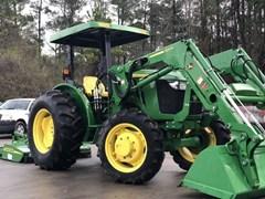 Tractor - Utility For Sale 2016 John Deere 5055E , 55 HP
