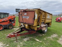 Grinder Mixer For Sale 1999 Kuhn Knight 3300