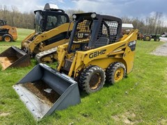 Skid Steer For Sale 2008 Gehl 3640E
