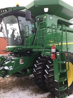 Combine For Sale 2017 John Deere S680