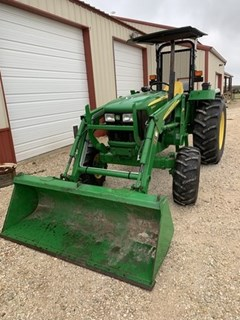 Tractor - Utility For Sale 2011 John Deere 5065E , 65 HP