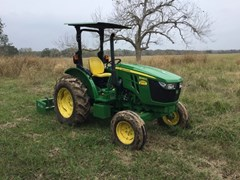 Tractor - Utility For Sale 2018 John Deere 5045E , 50 HP