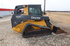 Skid Steer For Sale 2013 John Deere 333D , 90 HP