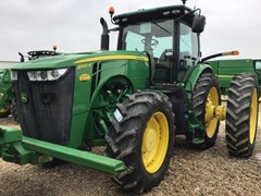 Tractor - Row Crop For Sale 2016 John Deere 8320R