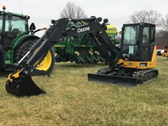 Excavator-Track For Sale 2019 John Deere 60G
