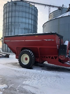 Grain Cart For Sale 2005 Brent 1084