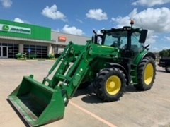 Tractor - Utility For Sale 2017 John Deere 6130R , 130 HP