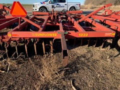 Disk Harrow For Sale 1995 Sunflower 1232