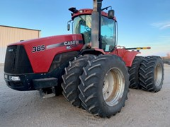 Tractor For Sale 2008 Case IH STEIGER 385 , 385 HP