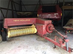 Baler-Square For Sale 1978 New Holland 315