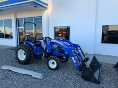 Tractor - Compact For Sale 2020 New Holland WM 35 T4B , 35 HP
