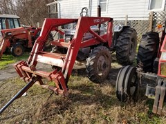 Tractor For Sale 1979 White 2-50 , 46 HP
