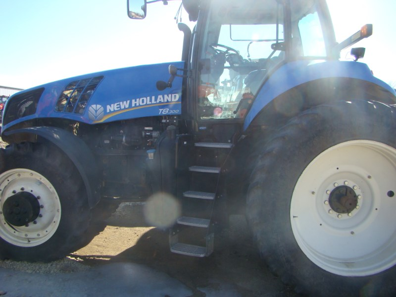 2012 New Holland T8.300 Tractor For Sale